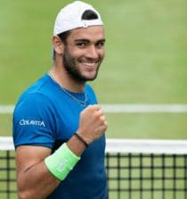 Matteo Berrettini Professional Tennis player