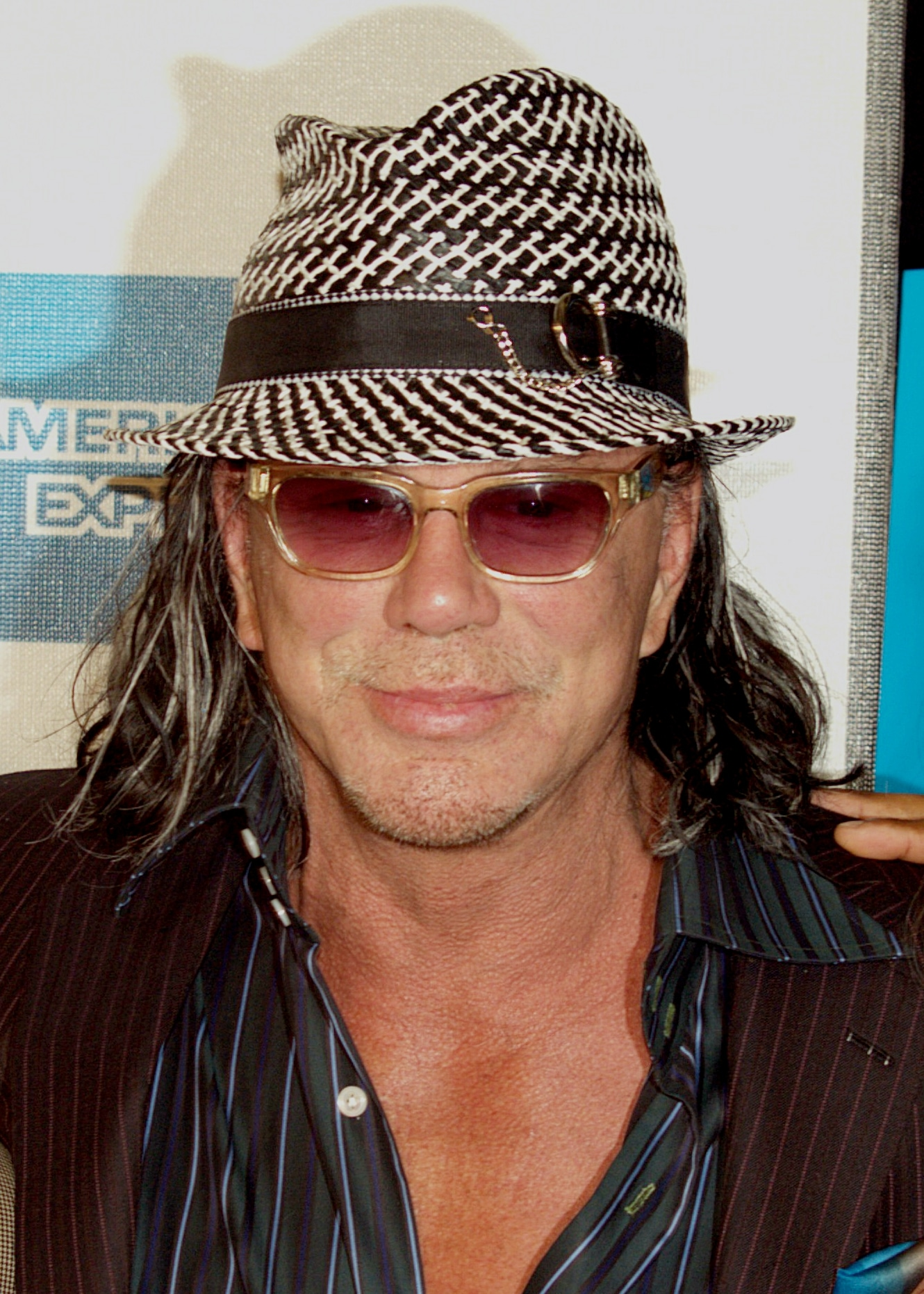 Mickey Rourke American Actor, Screenwriter
