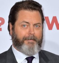 Nick Offerman Actor, Writer, Comedian, Producer, Carpenter