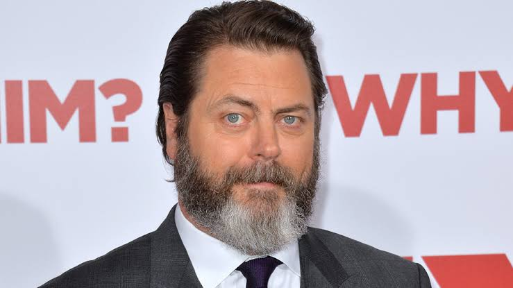Nick Offerman American Actor, Writer, Comedian, Producer, Carpenter