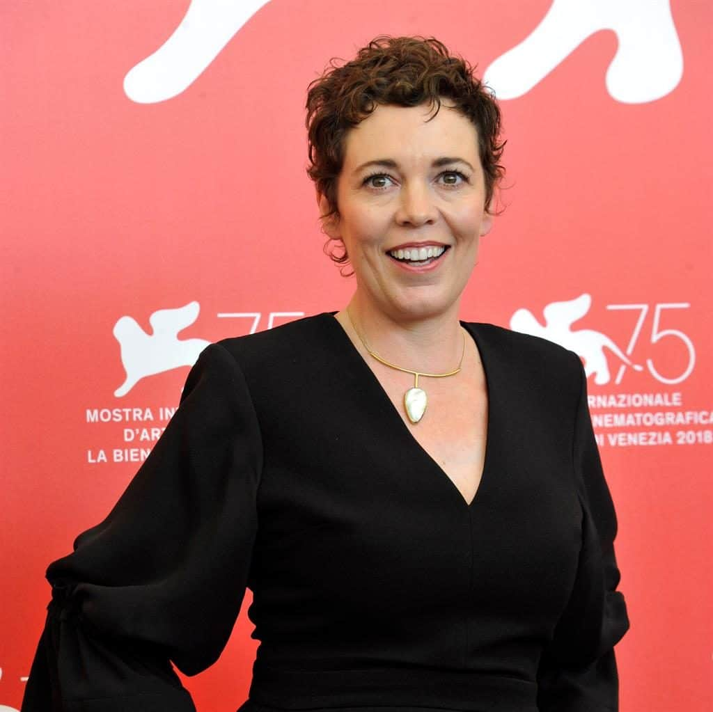 Olivia Colman British Actress