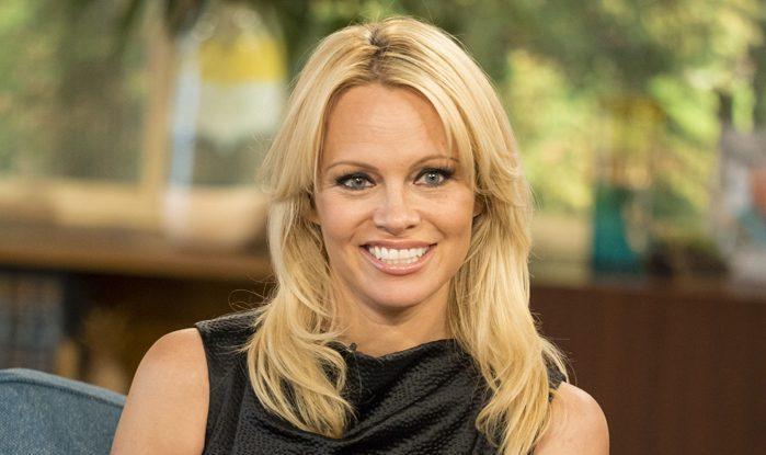 Pamela Anderson Canadian-American Actress, Model, Activist