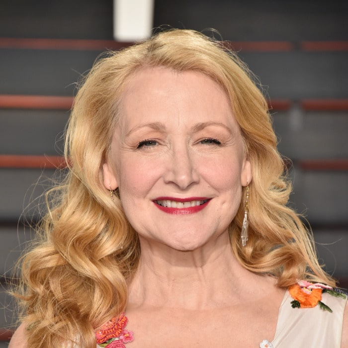 Patricia Clarkson faces