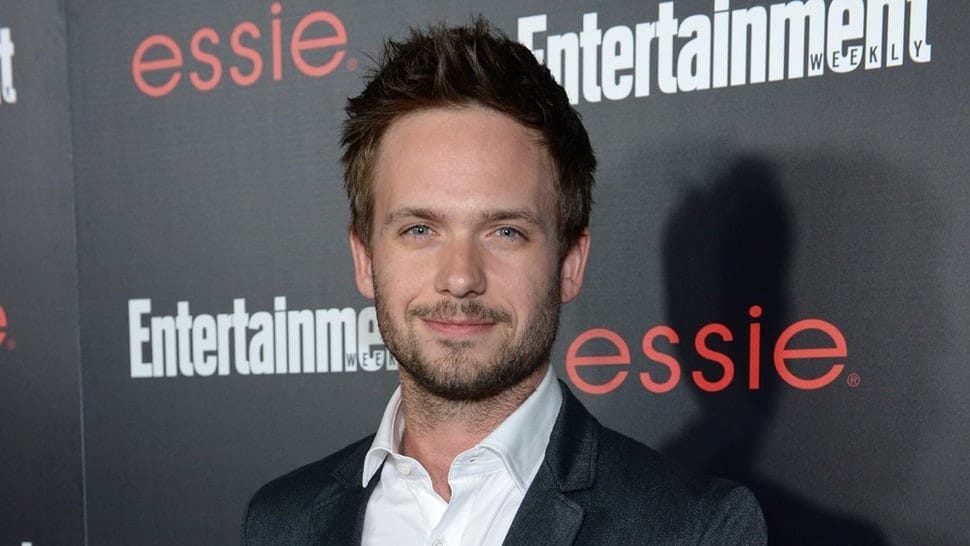 Patrick J. Adams Canadian Actor, Photographer, Director