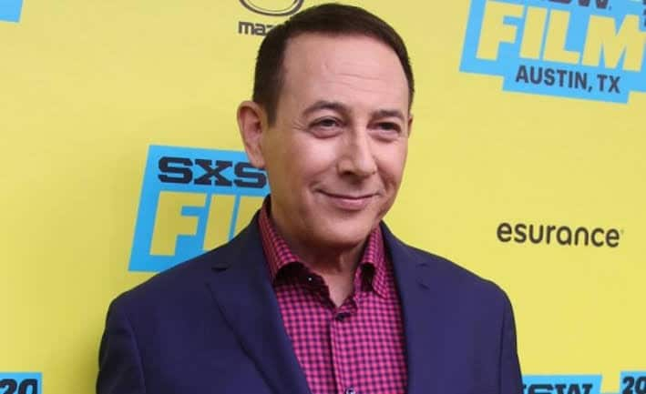 Paul Reubens American Actor, Writer, Film Producer, Game Show Host, Comedian