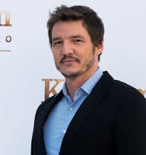 Pedro Pascal Chilean-American Actor