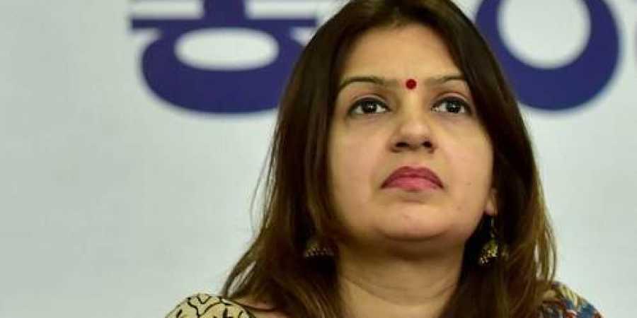 Priyanka Chaturvedi Indian Politician, Blogger