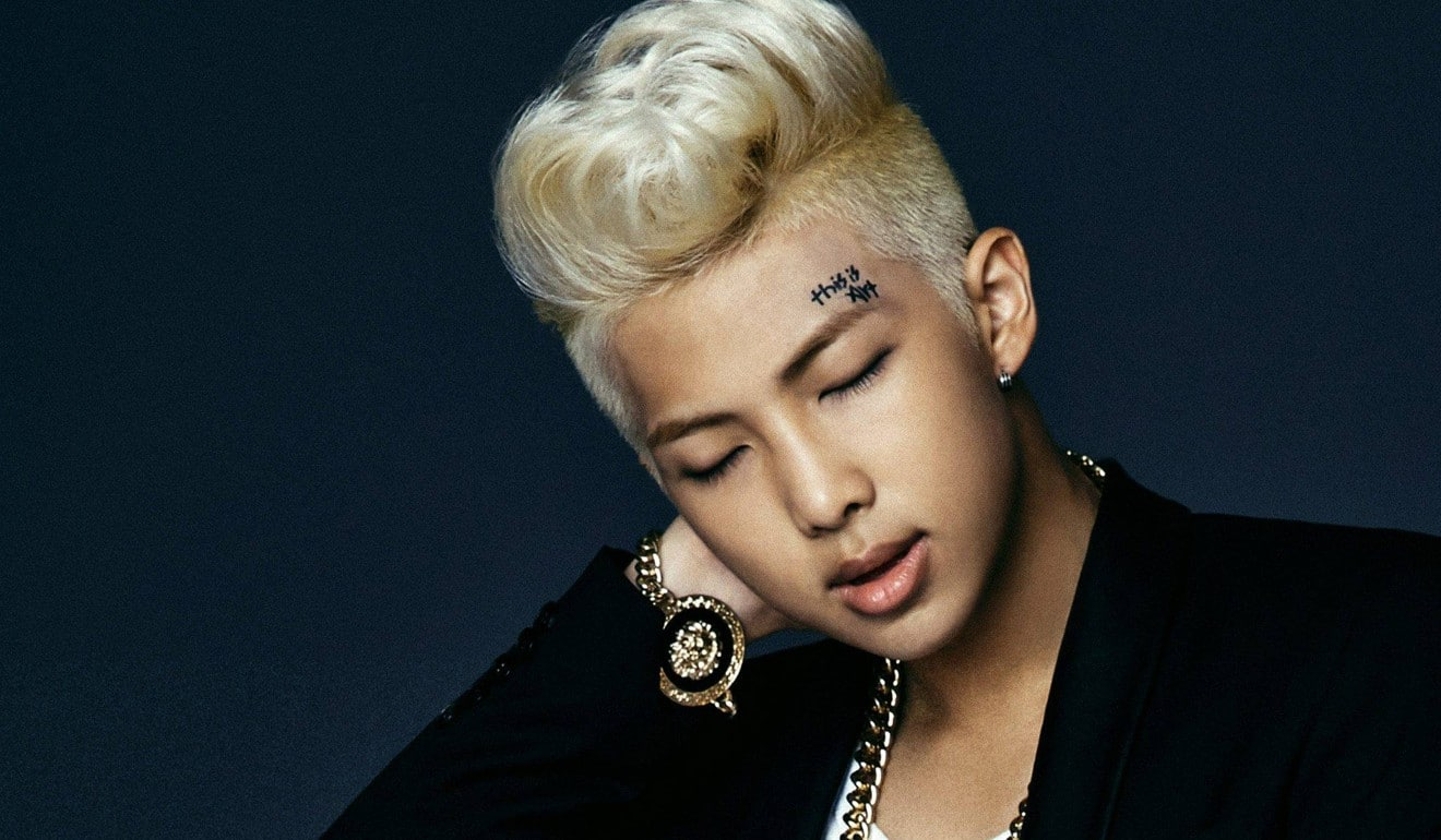 RM South Korean Rapper, Songwriter, Record Producer