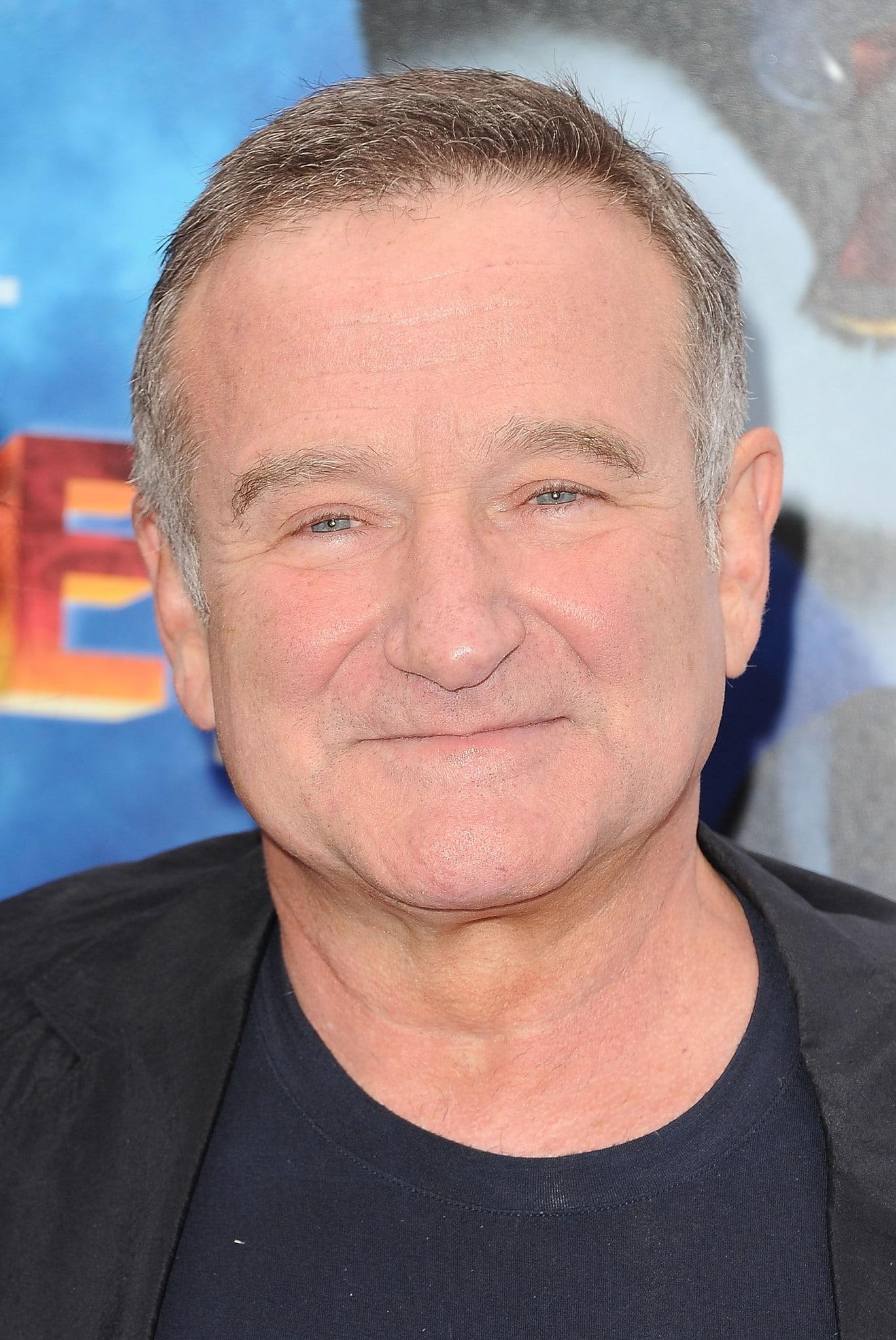 Robin Williams American Actor, Comedian