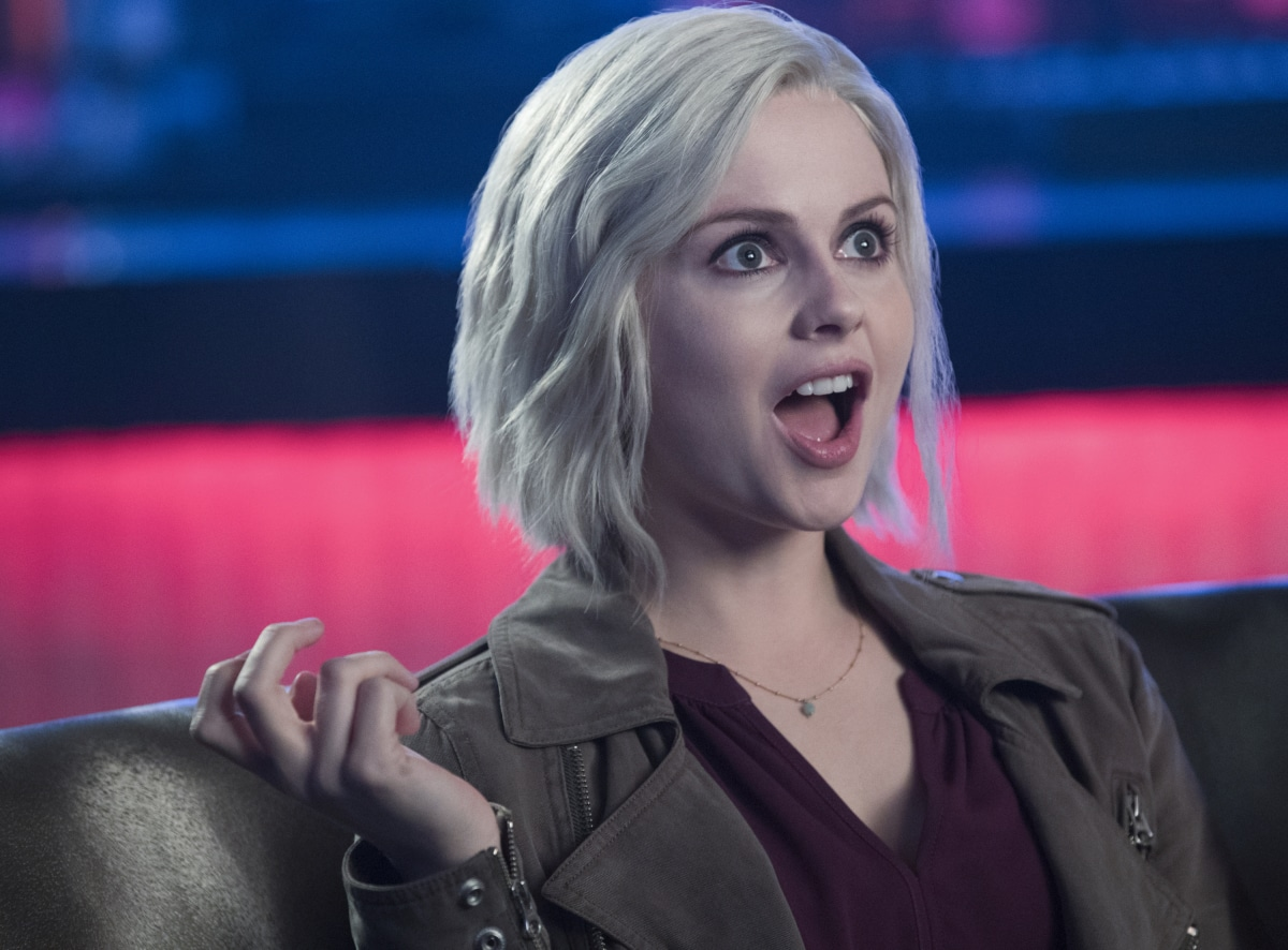 Rose McIver height