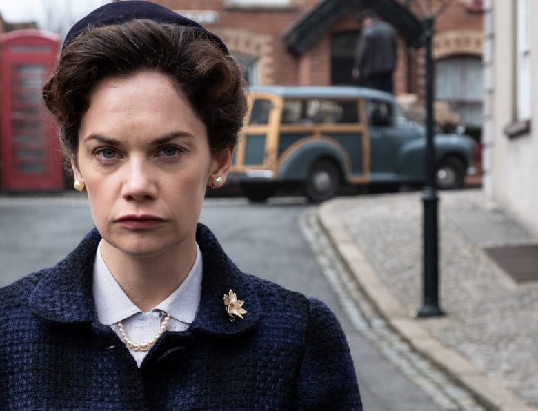 Ruth Wilson British Actress