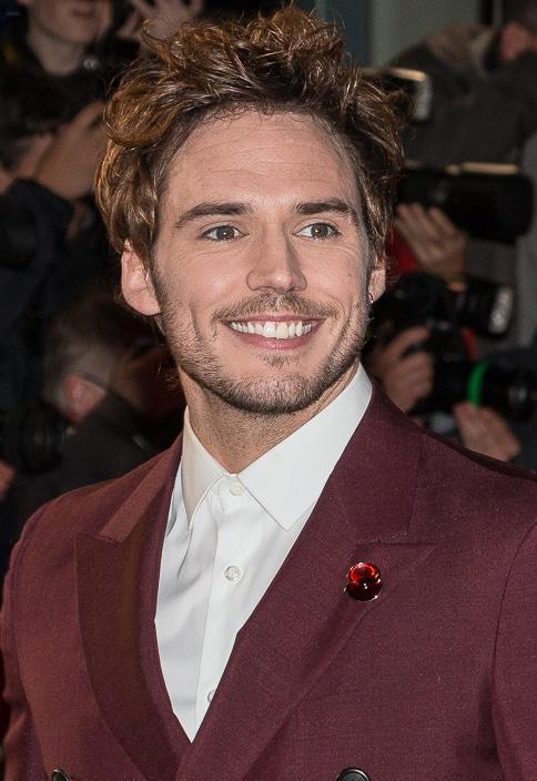 Sam Claflin British Actor
