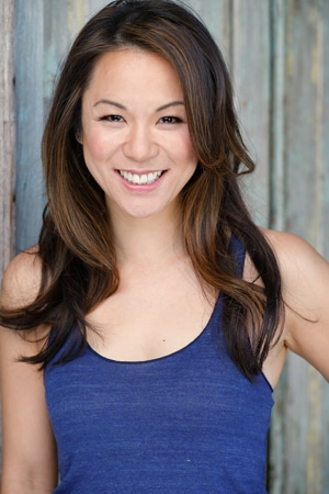 Samantha Quan Canadian Actress