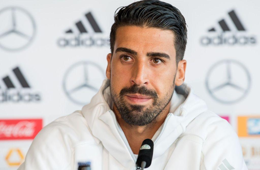 Sami Khedira footballer