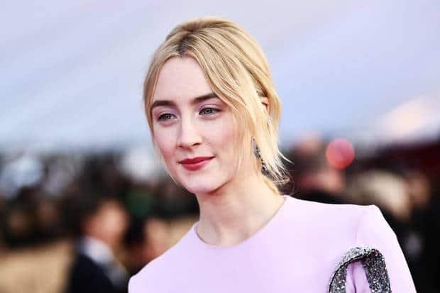 Saoirse Ronan American, Irish Actress