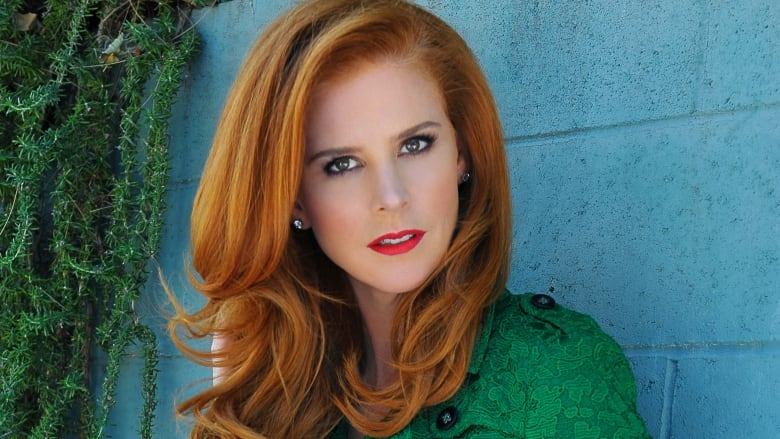 Sarah Rafferty American Actress
