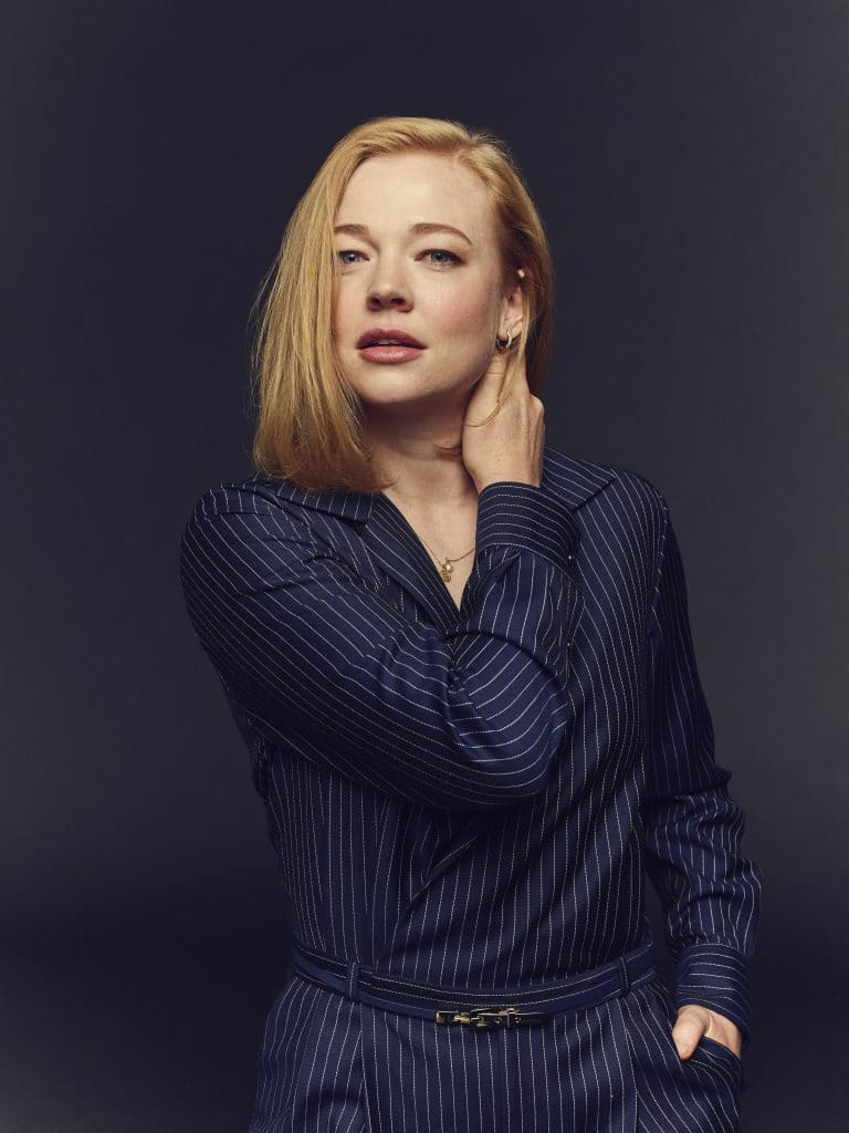 Sarah Snook (born 1987) is a stage, television, and film