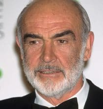 Sean Connery Actor, Producer