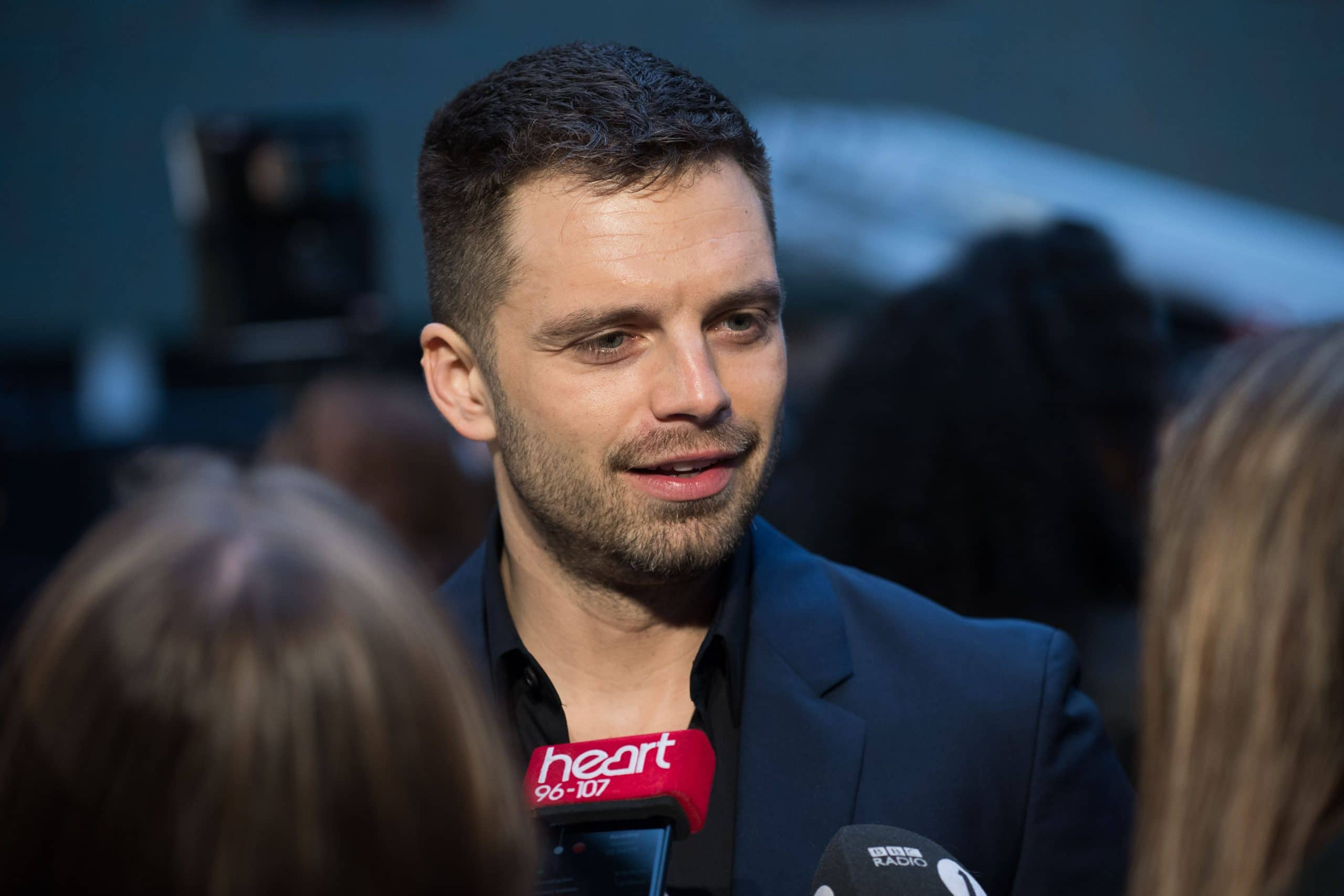 Sebastian Stan Romanian, American Actor