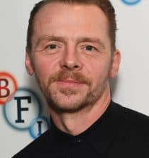 Simon Pegg Actor, Singer, Producer, Comedian, director, Screenwriter