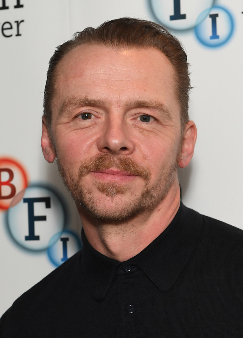 Simon Pegg British Actor, Singer, Producer, Comedian, director, Screenwriter