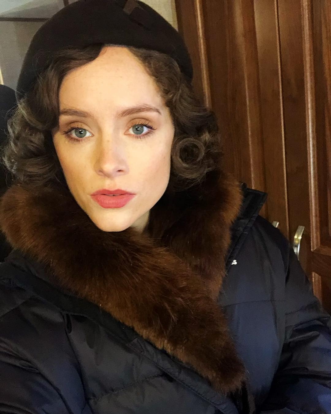Sophie Rundle British Actress