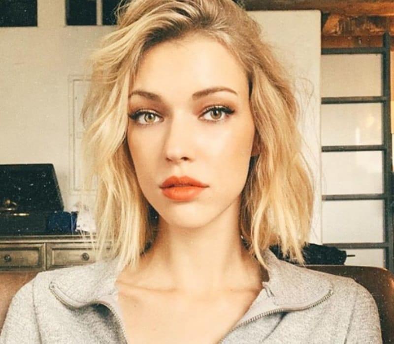 Stefanie Michova German Model
