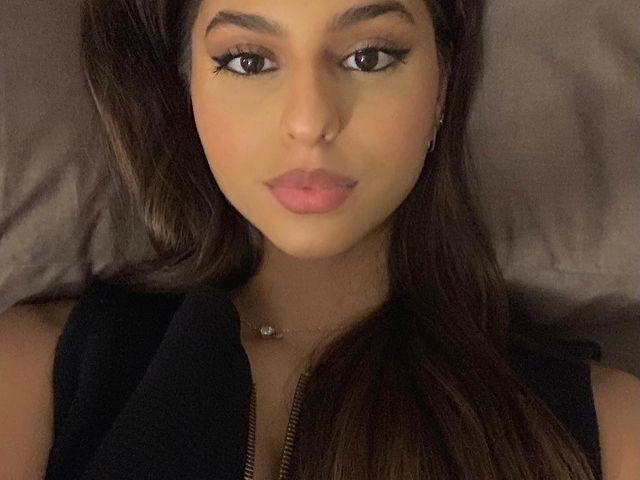 Suhana Khan age 1 640x480