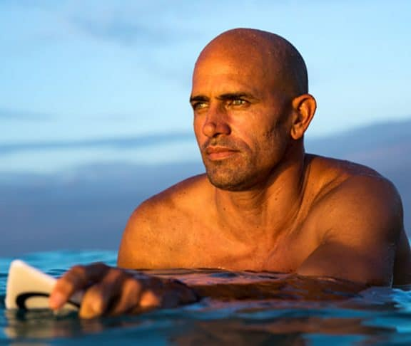 Kelly Slater American Professional Surfer, Author, Actor, Model, Environmental Activist, Businessman and Innovator.