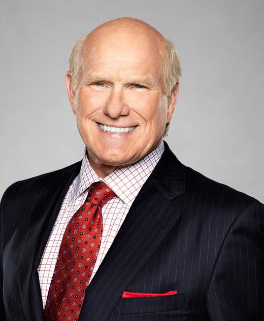 Terry Bradshaw American Football Player, Television Personality
