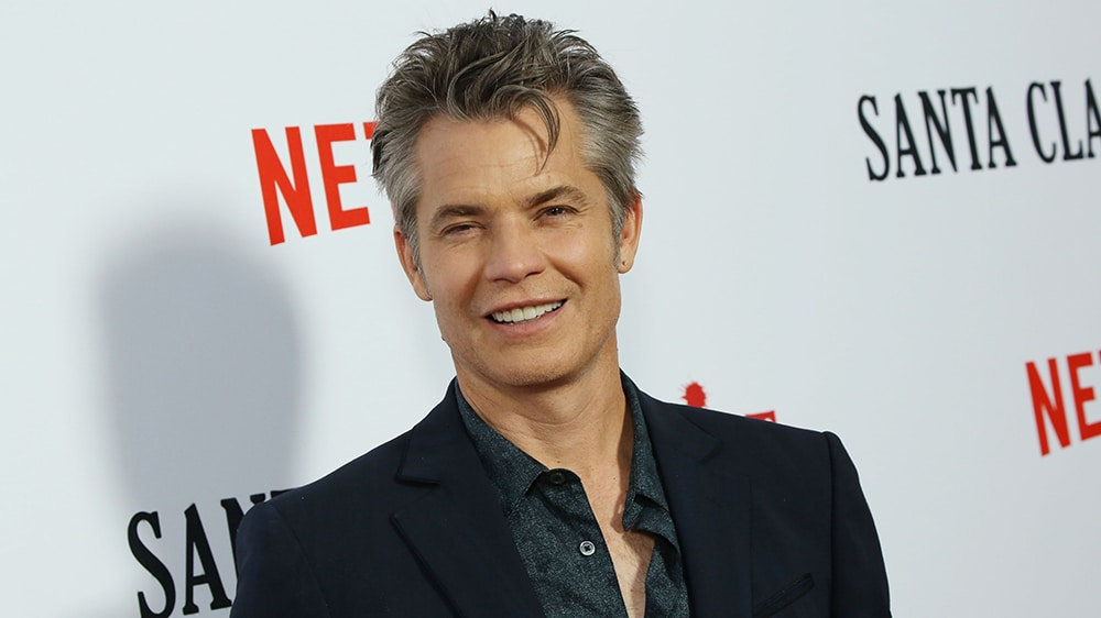 Timothy Olyphant American Actor, Producer