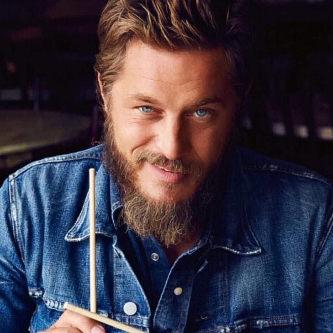 Travis Fimmel Australian Actor, Model