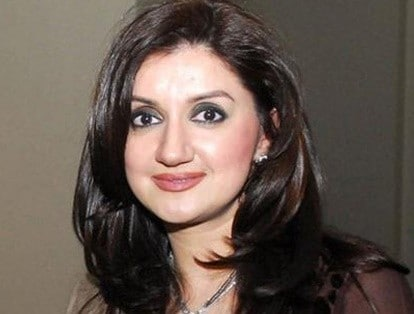 Ayesha Sana Pakistani Film, Television Actress and Model