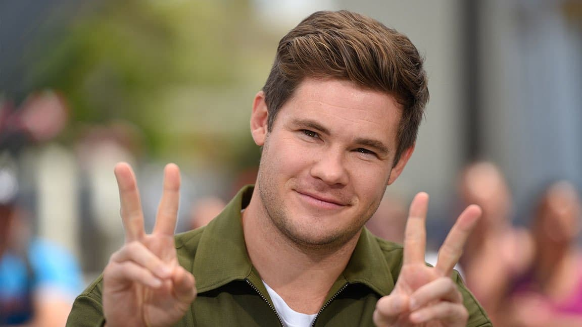 Adam DeVine American Actor, Comedian, Screenwriter, Producer and Singer