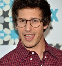 Andy Samberg Actor, Comedian, Screenwriter, Producer, Director