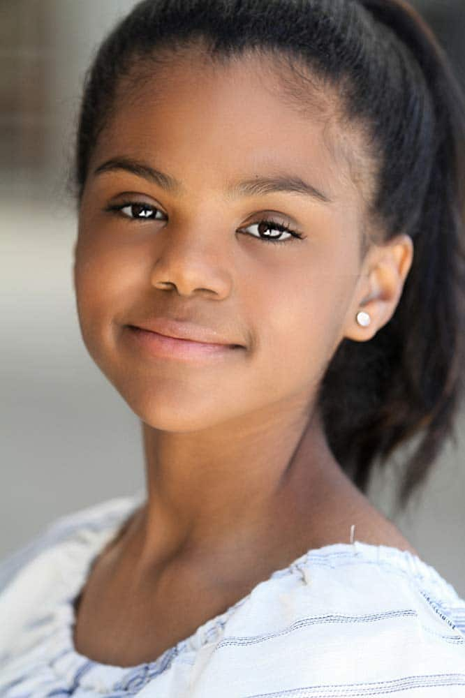 Aryn Wright-Thompson American Actress
