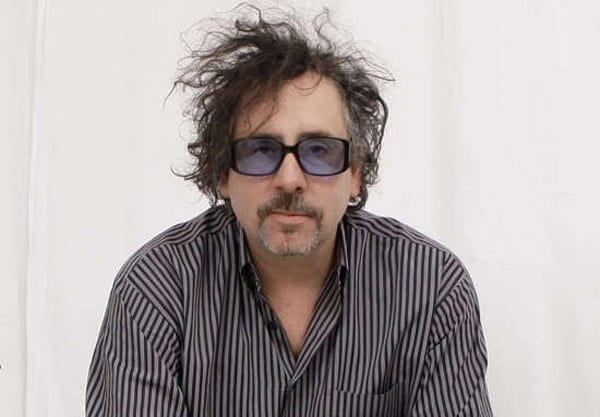 Tim Burton American Filmmaker, Artist, Writer and Animator.