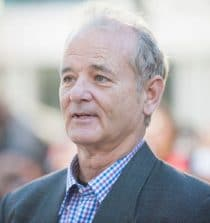 Bill Murray Actor, Comedian, Filmmaker, Writer