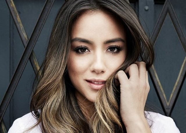 Chloe Bennet American Actress and Singer