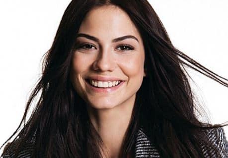 Demet Ozdemir Turkish Actress, Model and Dancer