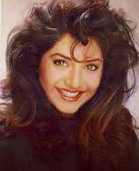 Divya Bharti Indian Actress, Model