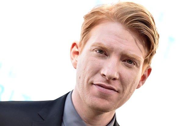 Domhnall Gleeson Irish Actor, Voice actor and Writer