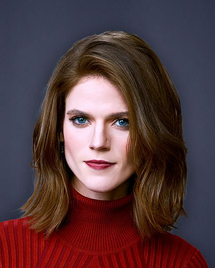 Rose Leslie Scottish Actress