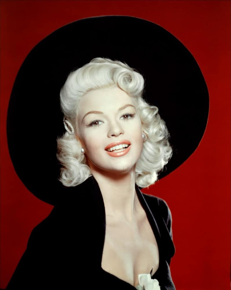 Jayne Mansfield American Film, Theater and Television Actress