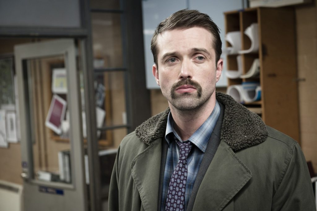 Emmett J Scanlan Irish Actor