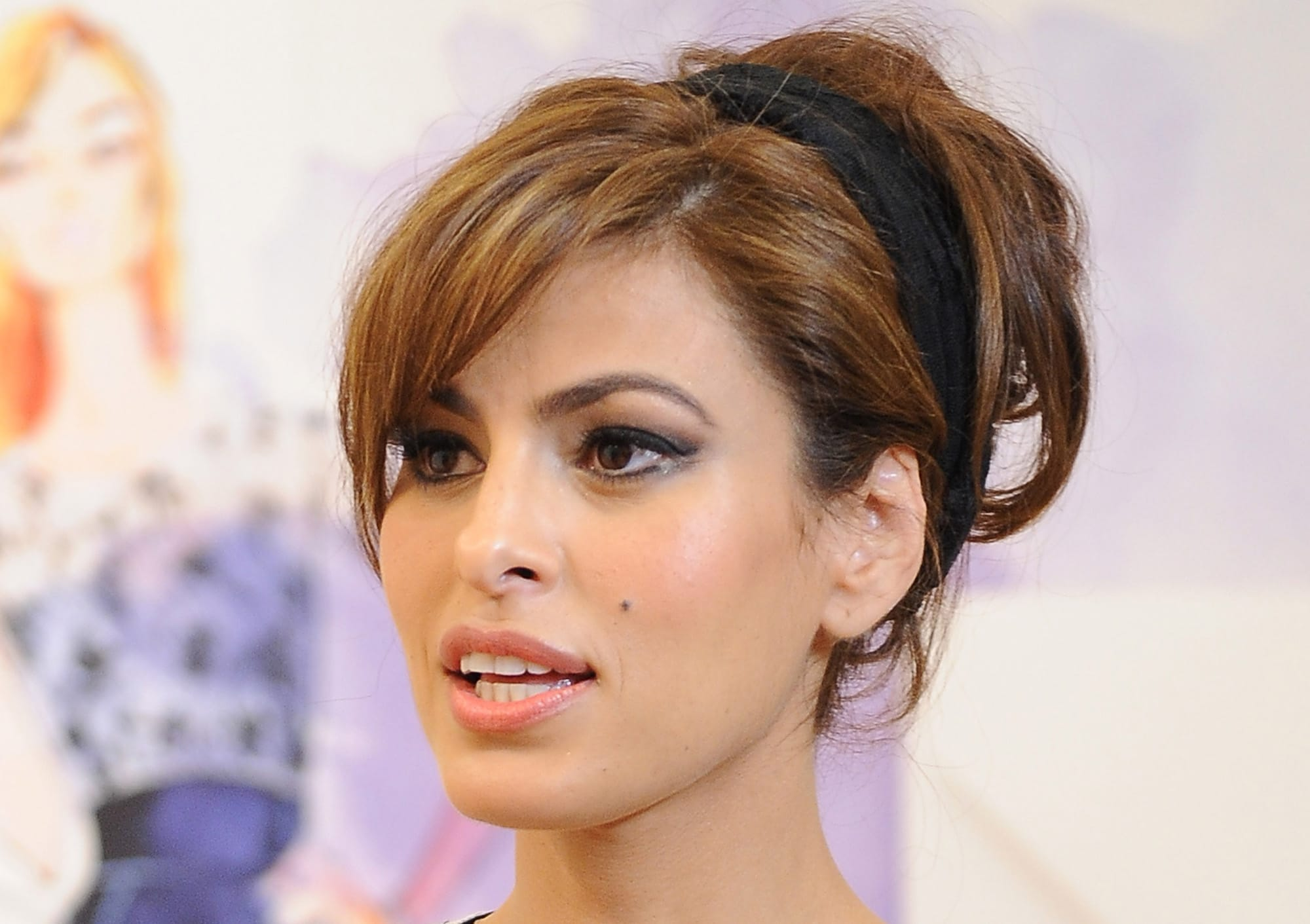 Eva Mendes American Actress, Model and Businesswoman.