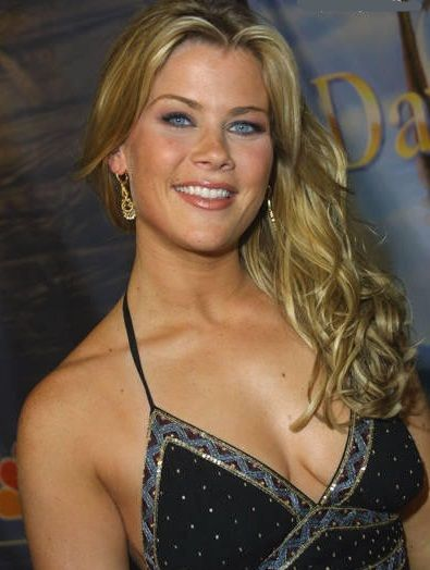 Alison Sweeney American Actress, Reality Show Host, Director and Author.