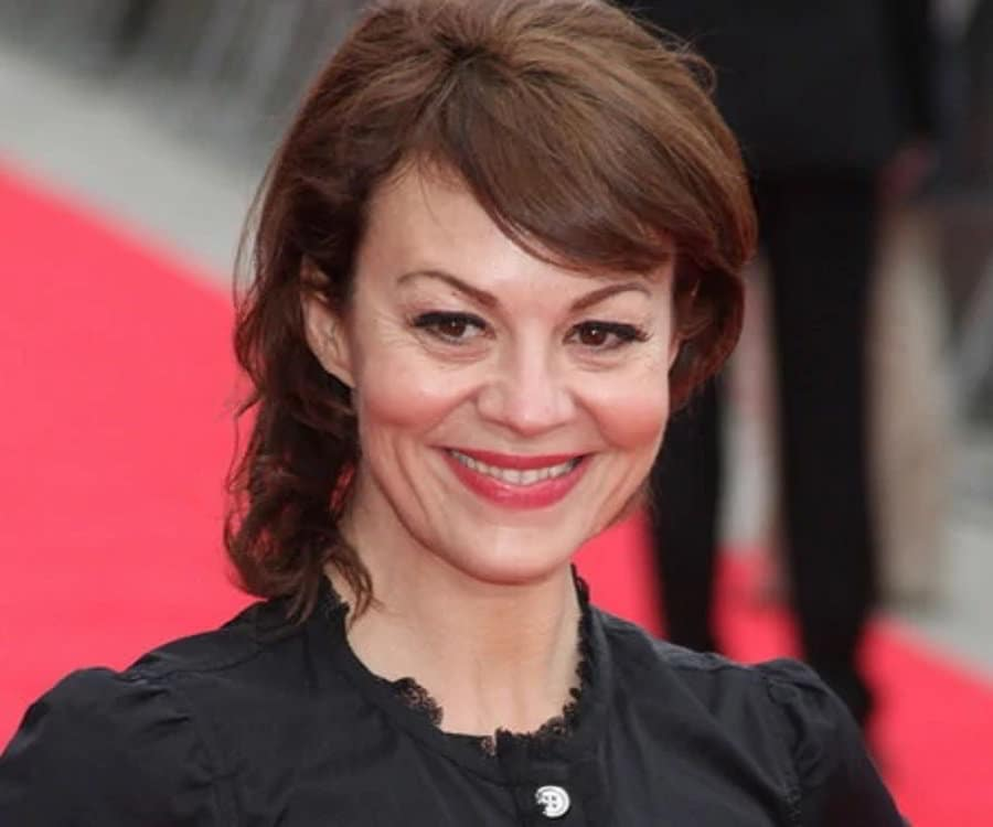 Helen McCrory British Actress