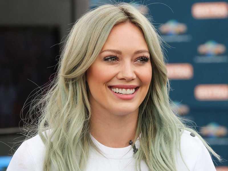 Hilary Duff American Model, Producer, Singer, Composer, Author, Fashion Designer
