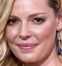 Katherine Heigl Actress and Former Fashion Model